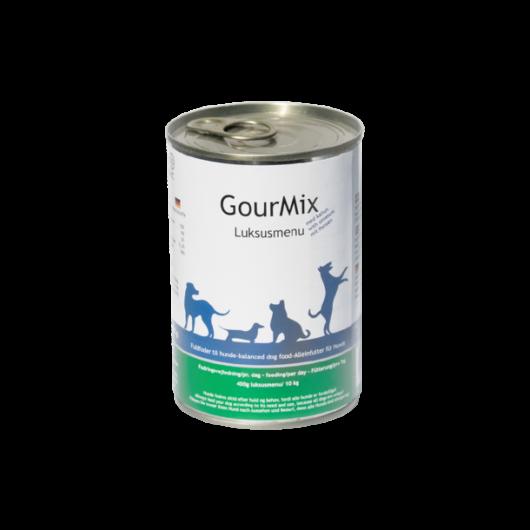 GourMix luksusmenu med kallun