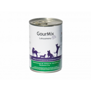 GourMix luksusmenu med lam