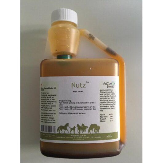 Nutz - Nødder kerner og frø